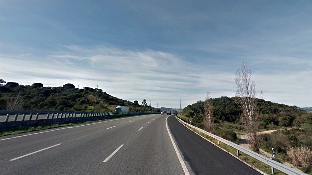 A1 Motorway near Carregado