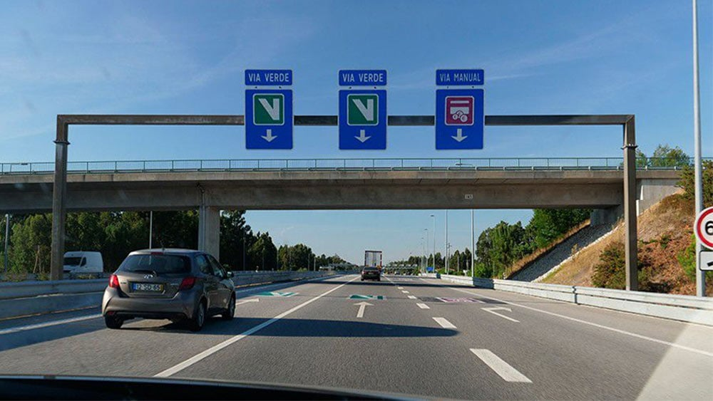 Toll Roads - Portugal by Car